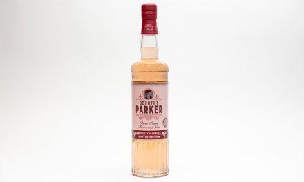 New York Distilling Co estrena Dorothy Parker Rose Petal Gin