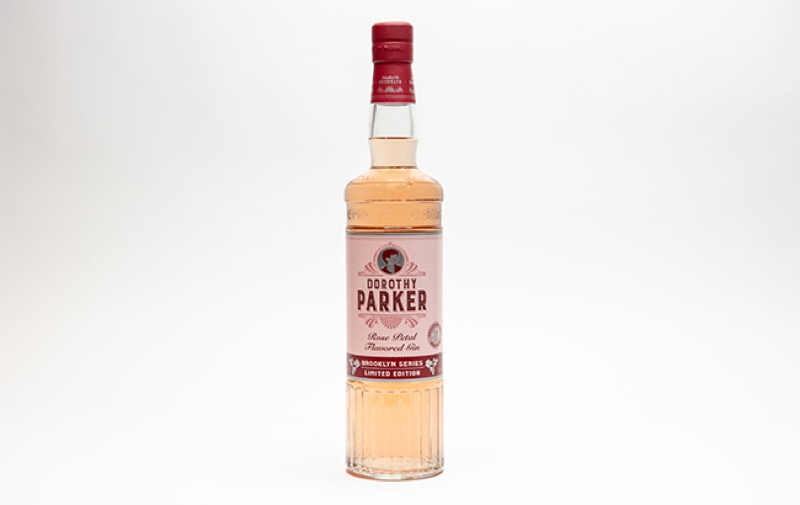 New York Distilling Co estrena Dorothy Parker Rose Petal Gin