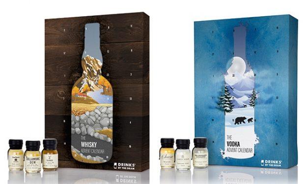 Drinks by the Dram presenta los calendarios de Adviento de Explorer