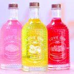 La nueva botella de Croxsons afirma el amor por la ginebra de Eden Mill con Love Gin