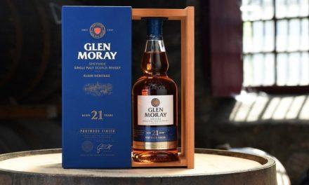 Glen Moray termina su 21yo single malt en barricas de Oporto