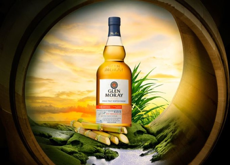 Glen Moray lanza Rhum Agricole Cask Finish