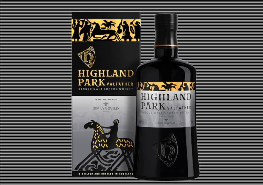 Highland Park crea Valfather, su whisky más picante en Viking Legend