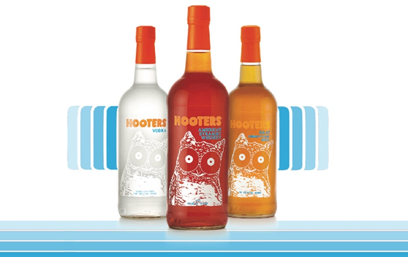 Hooters-spirits