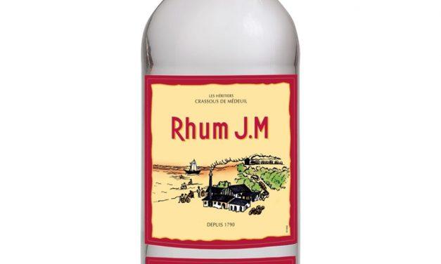 Rhum JM crea una expresión de agricole blanco de alta graduación