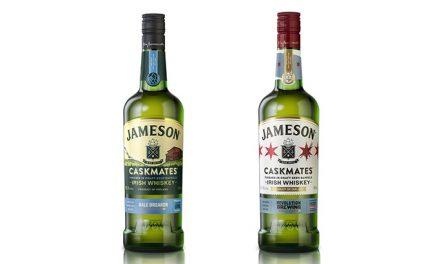 Jameson presenta los nuevos whiskies Caskmates en EE.UU.