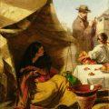John_Phillip_-_The_Evil_Eye_(1859)