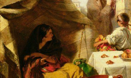 """El mal de ojo"" (1859), de John Phillip"