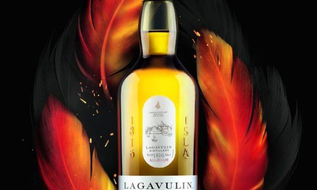 Lagavulin lanza whisky de 10 años de edad exclusivo de TR