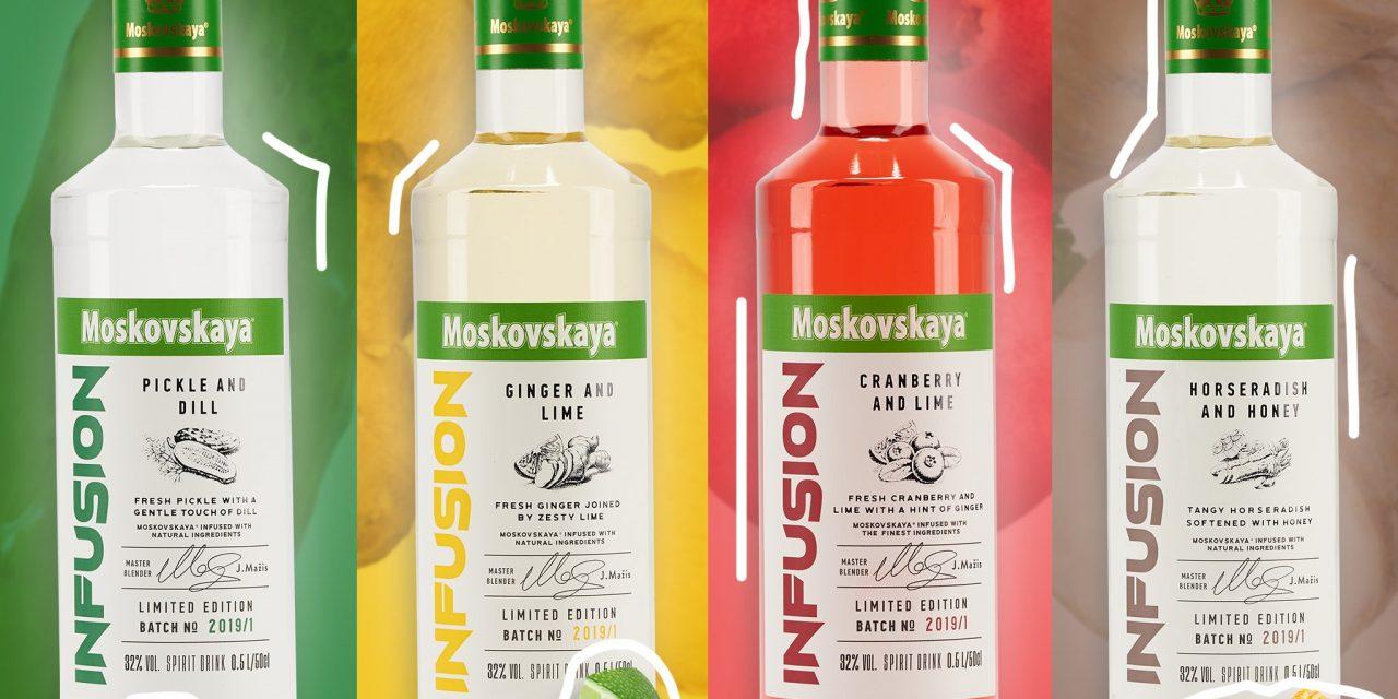 Moskovskaya lanza una nueva campaña y diseño de botellas