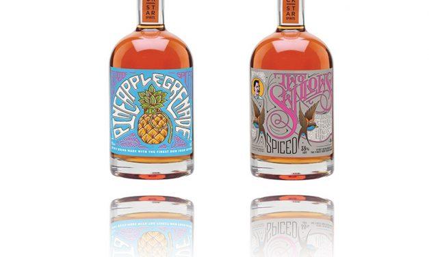 Rockstar Spirits añade sabores de cereza y pomelo a las gamas de ron con especias