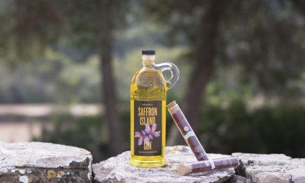 Saffron Island Gin, alma de Xoriguer y esencia de azafrán de Menorca