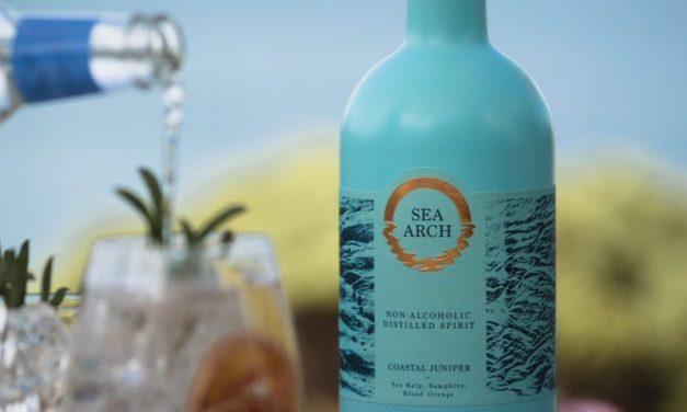 Sea Arch, nueva alternativa sin alcohol para los amantes de la ginebra
