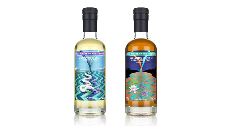 That Boutique-y Rum Co lanza Signature Blends