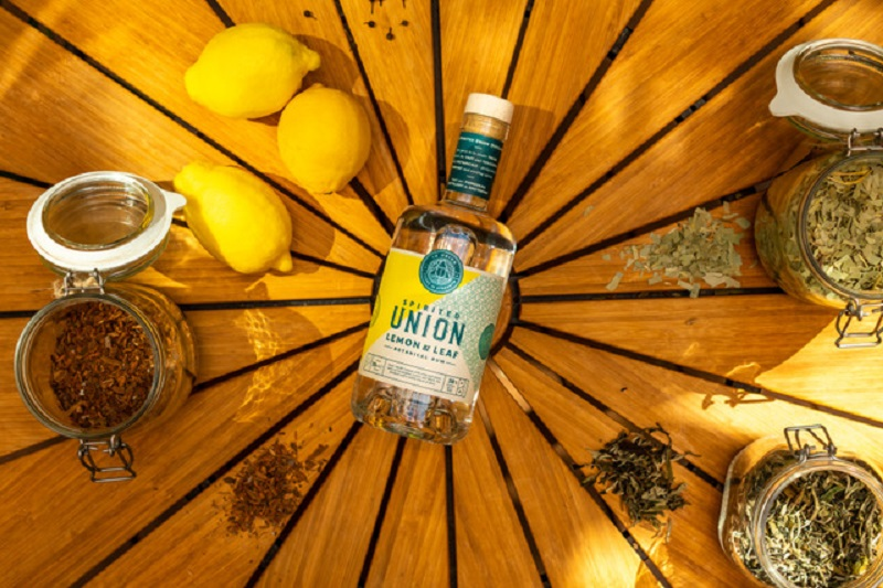 Union Lemon & Leaf Rum