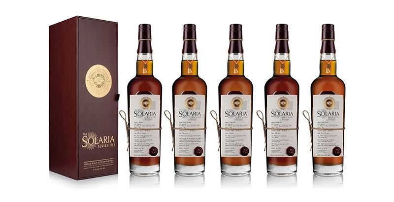 Whisky Illuminati lanza The Solera Series