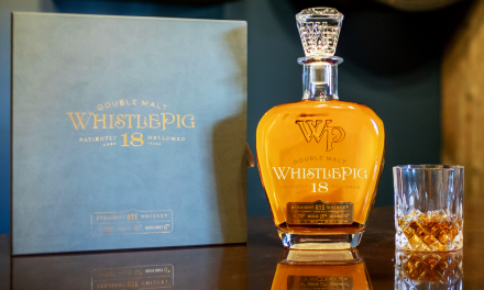 WhistlePig estrena su whisky más antiguo hasta la fecha, WhistlePig Double Malt Rye Aged 18 Years