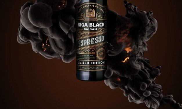 Riga Black Balsam presenta un licor con sabor a café con Espresso
