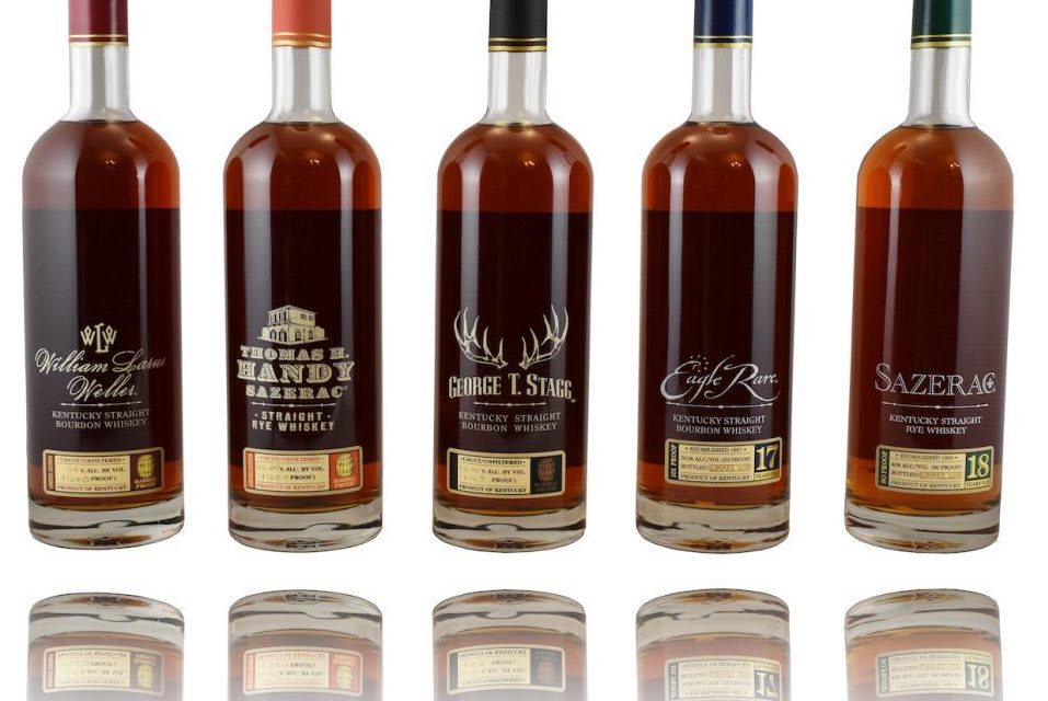 Buffalo Trace presenta 2019 Antique Collection