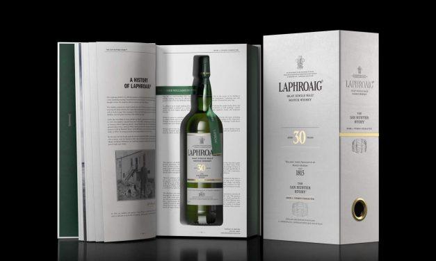 Laphroaig honra a la familia fundadora con Book One: Unique Character