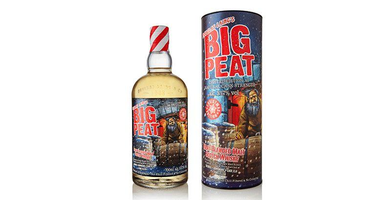 Big Peat se prepara para la Navidad de 2019 con Big Peat Christmas 2019