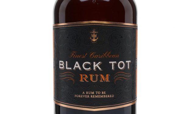 El ron Black Tot se prepara para el lanzamiento