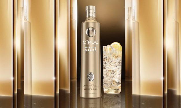 Diageo Reserve lanza el último vodka Cîroc, White Grape