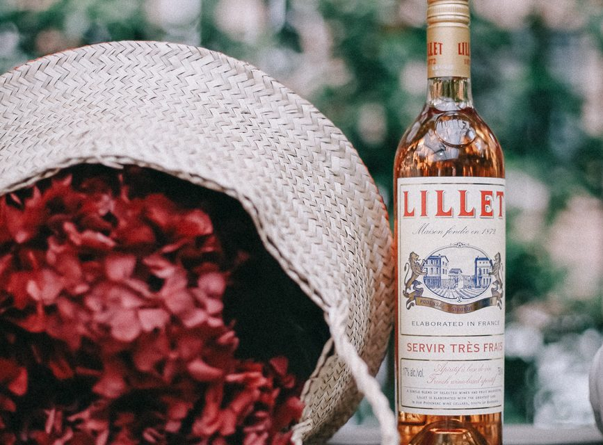 Lillet, el aperitivo francés de moda llega a España con Pernod Ricard