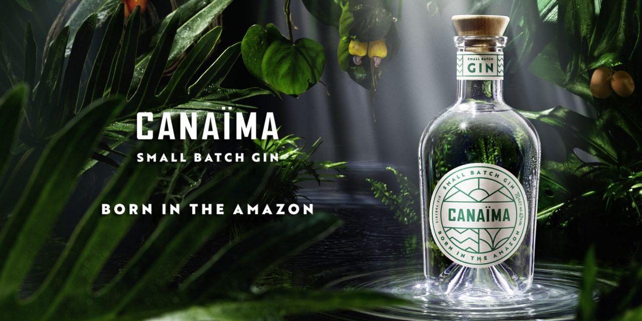 Canaïma Gin, nueva ginebra para la conservación del Amazonas