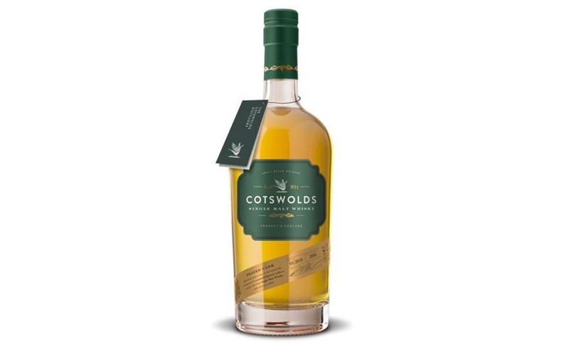 Cotswolds Peated Cask, primer whisky de la destilería que madura en una barrica ex-Islay