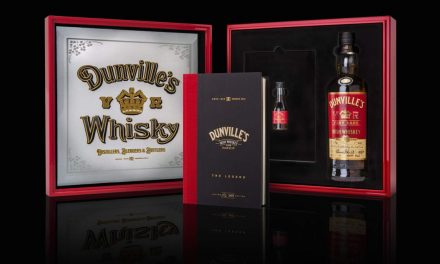 Echlinville lanza whisky irlandés de 18 años con acabado en barril de ron con Dunville's VR 18 Year Old Port Mourant Rum Finish Irish Whiskey
