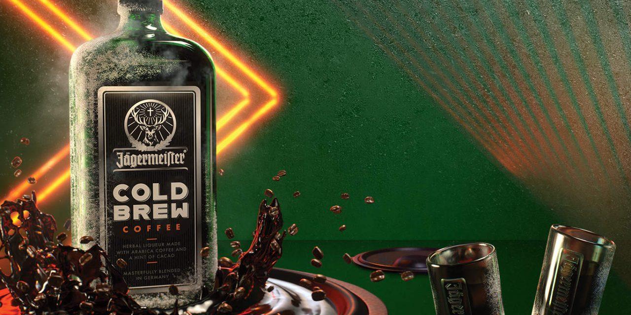 Jägermeister presenta el licor de café Cold Brew