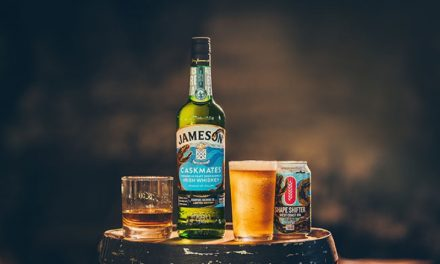 Jameson se une a Fourpure para un nuevo whisky Caskmates