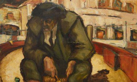 """""""Jubilado"""" (1987), de Félix Cano"""