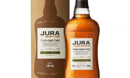 Jura estrena la gama limitada Two-One-Two con Two-One-Two #1