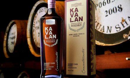 Kavalan añade whisky de barril de Jerez a la línea Concertmaster