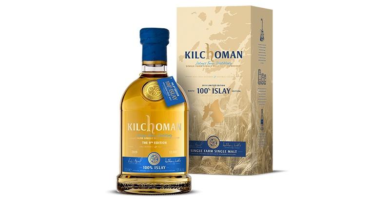 Kilchoman lanza el noveno whisky de la gama 100% Islay