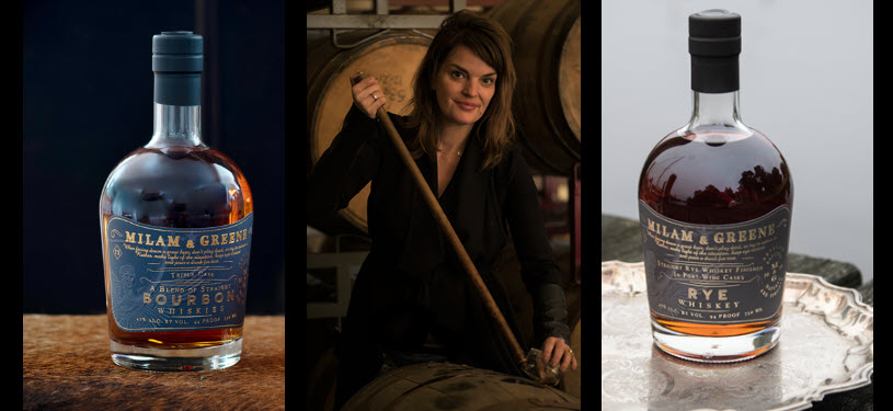 Provision Spirits estrena la marca Milam and Greene Whiskey