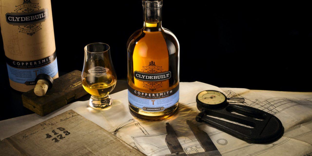 Ardgowan lanza Coppersmith, su primer embotellado de la serie limitada Clydebuilt