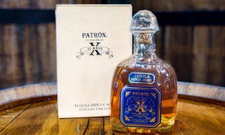 Patrón presenta su tequila más antiguo hasta la fecha, Patrón Extra Añejo 10 Años