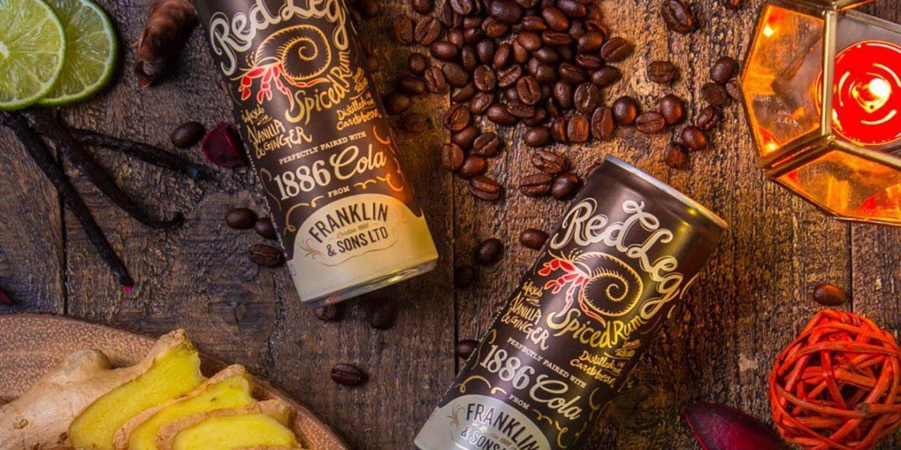 Global Brands estrena RedLeg ron and coke RTD