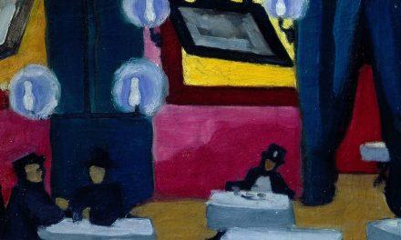 """""""Restaurante"""" (1911), de Olga Rozanova"""