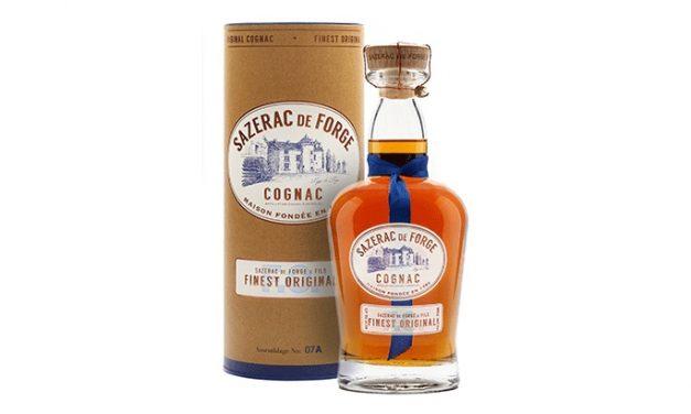 Sazerac de Forge & Fils Cognac vuelve