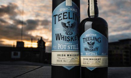 Teeling Single Pot Still Irish Whiskey se dirige al Reino Unido
