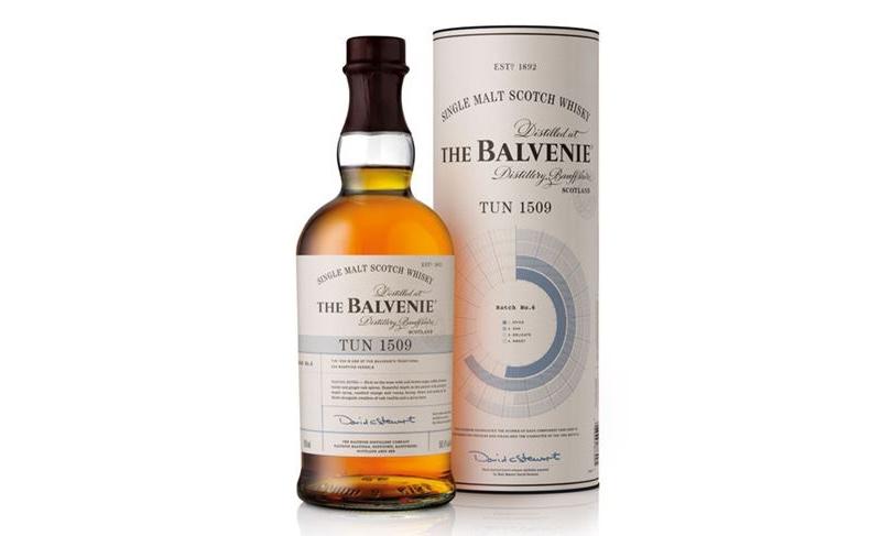 Balvenie lanza el sexto lote de la gama Tun 1509