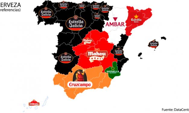Los españoles prefieren las cervezas locales, según un informe de Datacentric