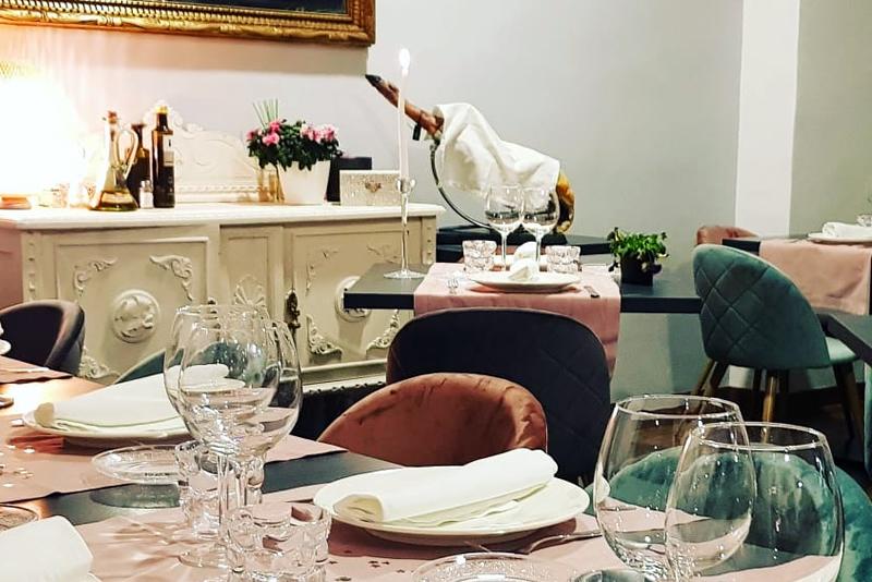restaurante senderuela Navalcarnero