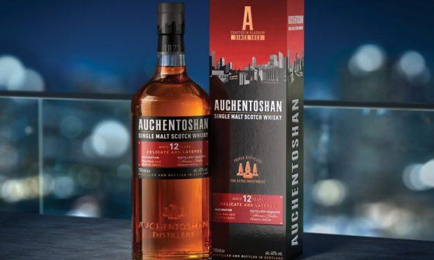 Auchentoshan se aleja de los estereotipos con nuevas marcas y diseños