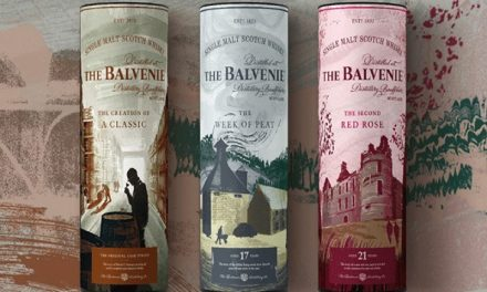 William Grant 'reinterpreta' Balvenie Classic para la venta al por menor de viajes