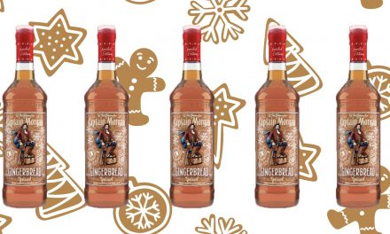 Diageo lanza Captain Morgan Gingerbread Spiced